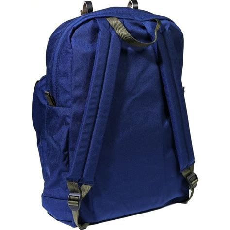 Midnight Tas Daypack Backpack Ransel Epperson Mountaineering Leather Patch Backpack Midnight