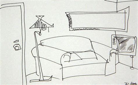 living room drawing living room drawing by denny casto