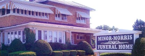 minor morris funeral home ltd joliet il funeral home