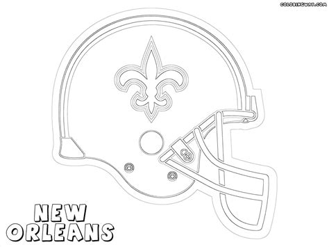 nfl saints coloring pages nfl helmets coloring pages coloring pages to download