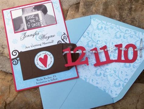Save The Date Ideas Diy Our Diy Save The Dates Weddingbee Photo Gallery