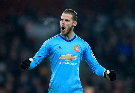 Di Gea by Real Madrid Manager Zinedine Zidane Provides Big Update On