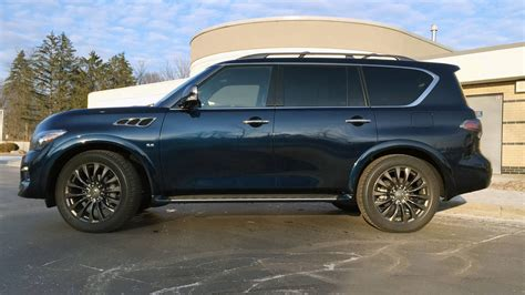2016 infiniti qx80 2016 infiniti qx80 drive review with photos specs