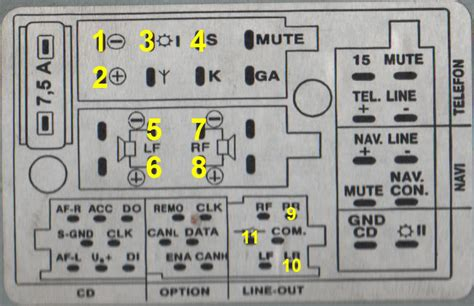 audi symphony 2 wiring diagram 30 wiring diagram images