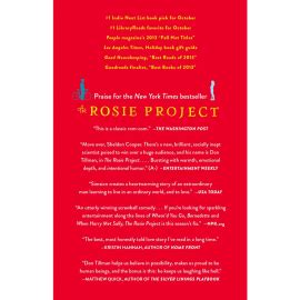 the rosie project a novel books store