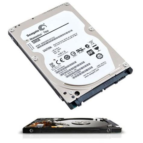 seagate momentus thin 5400 drive 500gb 16mb 2 5 quot sata 3 gb s 5400 rpm expansys uk