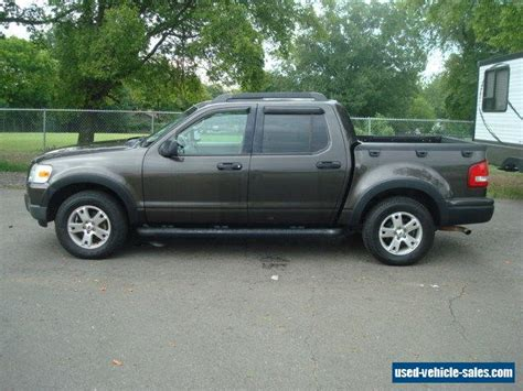 Ford Sport Trac For Sale by 2007 Ford Explorer Sport Trac For Sale In The United States