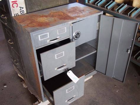 built in file cabinet 3 drawer 1 door metal file cabinet with built in safe