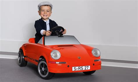 porsche bicycle car carrera rs 2 7 pedal car by porsche choice gear