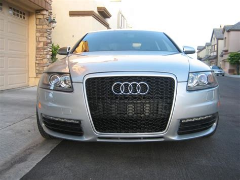 Audi A6 C6 Front Grill by S6 Grill For A6 Audiworld Forums