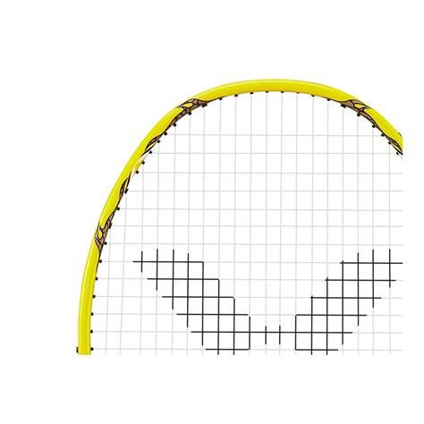 Victor Thruster K 110 Tk 110 Raket Badminton victor thruster k220 h badminton racket heavy