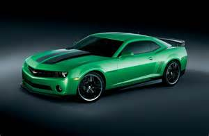 Greens Chevrolet Synergy Green Camaro Hd Wallpaper Cars Wallpapers