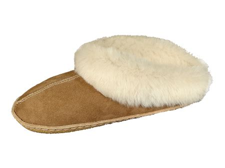 slippers made in usa slide sheepskin slippers made in the usa