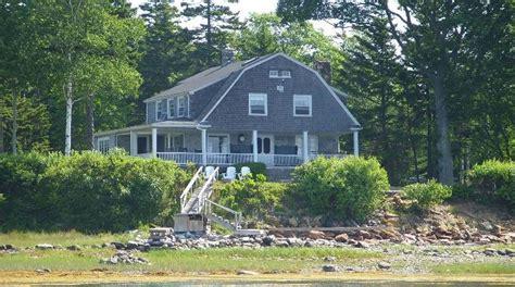 maine cottage rentals oceanfront oceanfront quintessential maine vrbo