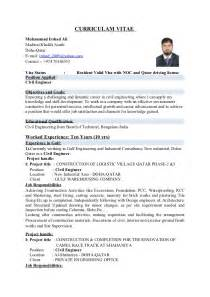 Civil Engineering Resume Sles by Mechanical Design Engineer Resume Mechanical Free Engine