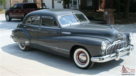 Car Upholstery Fort Worth Beautiful 1946 Buick Super Model 51 Nice Condition Hard