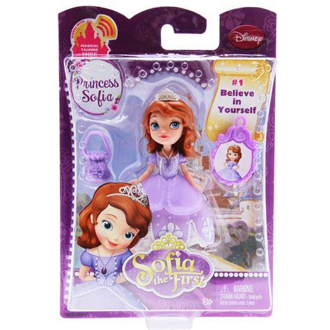 Miniatur Sofia The sofia the toys princess sofia miniature doll at