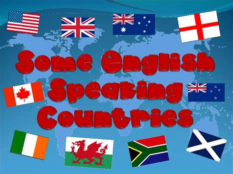 what are some speaking countries some speaking countries flags