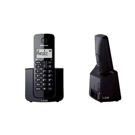 Telepon Wireless Panasonic Kx Tgb112 panasonic panasonic cordless phone kx tgb110cx telepon