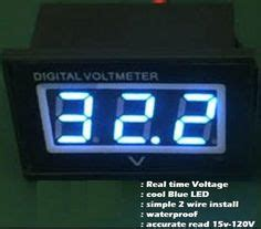 Voltmeter Dc 2310 club car light wiring diagram on 36v electric golf cart wiring diagram yamaha