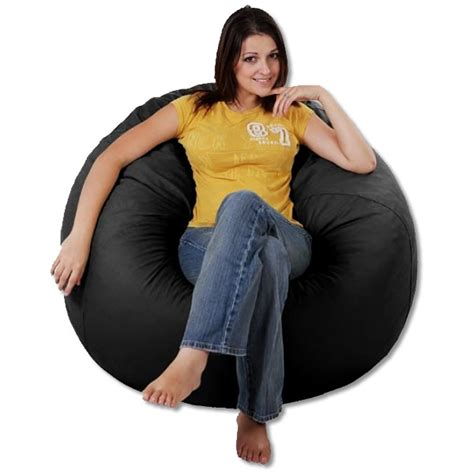 Clearance Bean Bag Chairs Leather Bean Bag Chairs Thebeanbagchairoutlet
