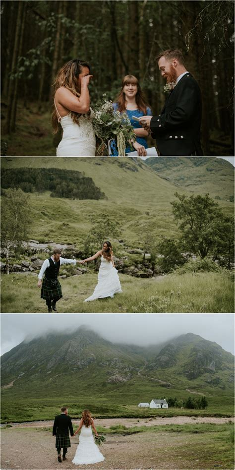 Best places and ideas to elope in Scotland