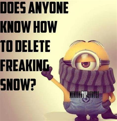 Hate Snow Meme - best 25 funny snow quotes ideas on pinterest friday