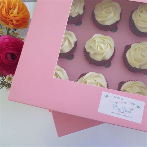 Cupcake Delivery by Cupcake Delivery Wollongong Blue Bird