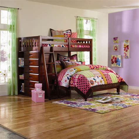 cool bunk bed designs  kids  love