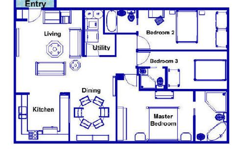 600 Sq Ft House Plans by Floor Plans 1 000 Sq Ft Vacation Residence Floor Plan