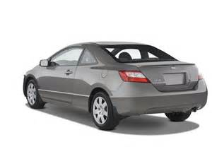 2 Door Hondas Image 2008 Honda Civic Coupe 2 Door Auto Lx Angular Rear
