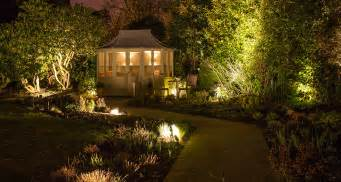 Bowdon Garden Lighting Designer Garden Lights