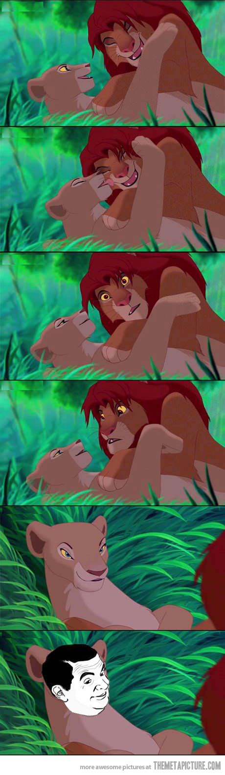 lion king nala bedroom eyes childhood annihilated the meta picture