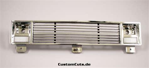 Handmade Grill - clodbuster custom grill customcuts