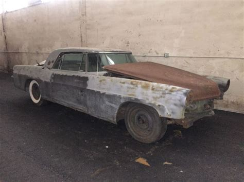 lincoln continental ii for sale for sale 1957 lincoln continental ii for sale