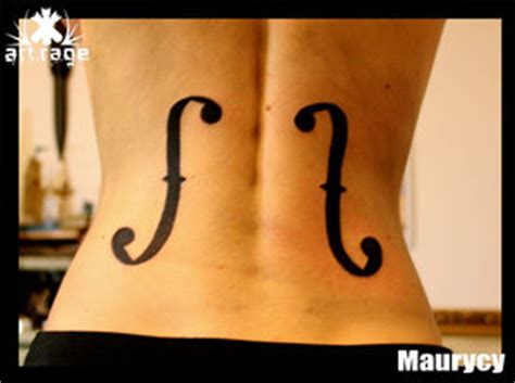 violin tattoo gallery violin tattoo by maurycy by bodymodclub on deviantart