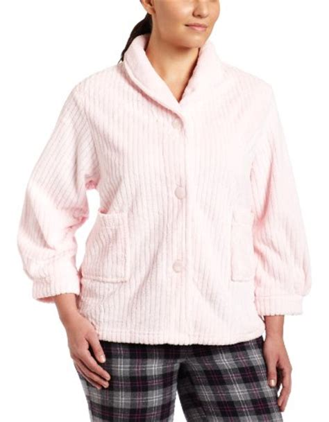 light pink plus size blazer casual moments womens plus size shawl collar bed jacket