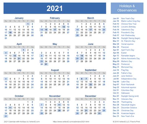 Calendar Images 2021 Calendar Templates And Images