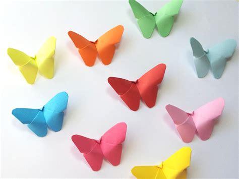 imagenes de mariposas hechas de papel mariposas de papel facilisimo com