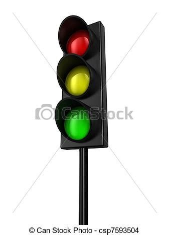 Traffic Light Drawing by Drawing Of Traffic Light Illustration Of A Traffic Light