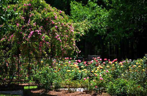 Dothan Area Botanical Gardens Rose Garden Lifestyles Dothan Botanical Gardens