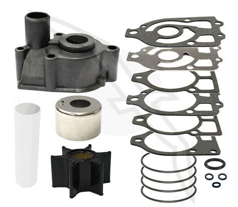 Pipe Bwater As Water Impeller Vario 110 water impeller kit for mercury mercruiser alpha one 46 96148a8 46 96148q8 ebay