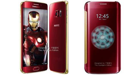theme s6 edge marvel conoce el samsung galaxy s6 y s6 edge versi 243 n iron man