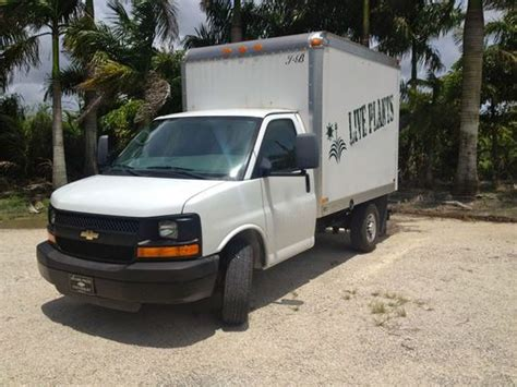 auto air conditioning service 2010 chevrolet express 3500 user handbook sell used 2010 chevrolet express 3500 base extended cargo van 3 door 6 0l in miami florida