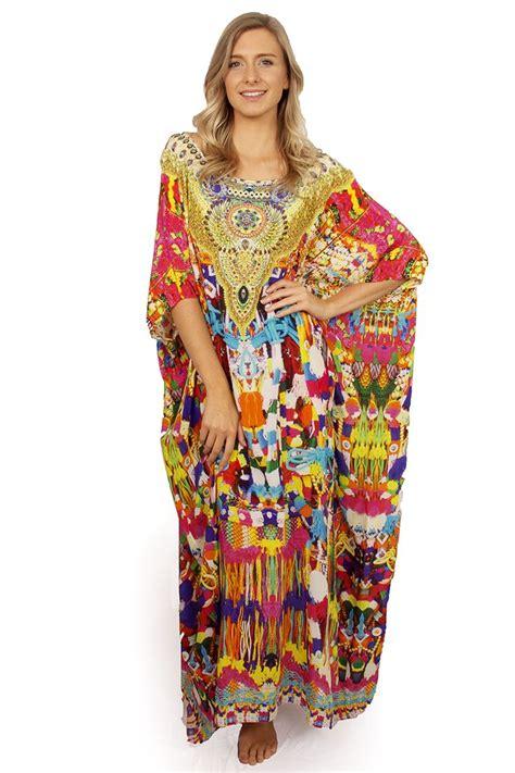 Kaftan Dalisa Satin Swaroski camilla holi neck kaftan my wardrobe clothing holi and search