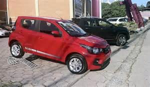 Fiat In Fiat Mobi Starts Arriving At Dealerships In Brazil