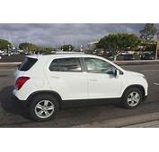 Tiny Righteousness 2015 Chevrolet Trax First Driving