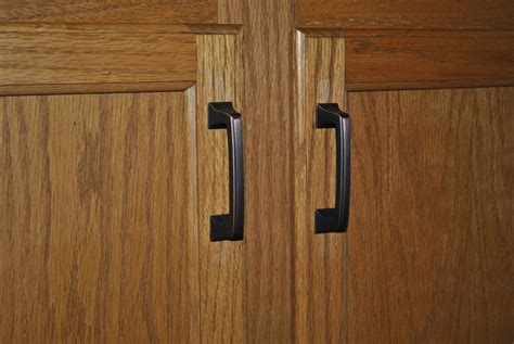 Kitchen Cabinet Handle A Simple Switch Changing Your Cabinet Hardware Burger