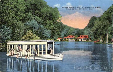 glass bottom boat tour orlando fl glass bottom boat at silver springs ocala fl