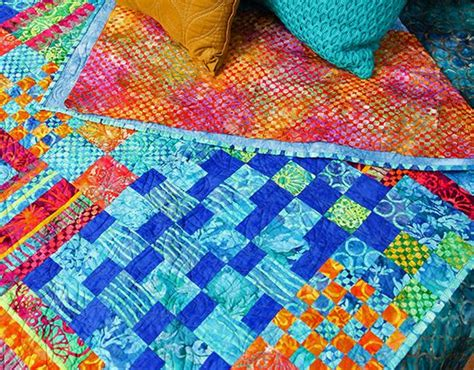 Three More Inspiring Patchwork Projects Sewcanshe Free - 6 things i learned about color from craftsy s free 2014